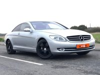 USED 2010 59 MERCEDES CL 5.5 CL 500 2d 383 BHP LPG