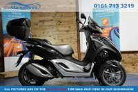 USED 2013 63 PIAGGIO MP3 MP3 300 YOURBAN LT ERL - Low miles