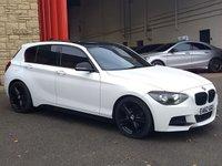 2012 BMW 1 SERIES 2.0 116D M SPORT 5d 114 BHP £11484.00