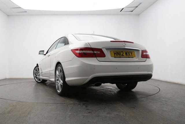 MERCEDES-BENZ E CLASS at Georgesons