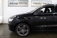 USED 2013 13 AUDI Q3 2.0 TFSI S line S Tronic quattro 5dr TECH PACK! FULL LEATHER!