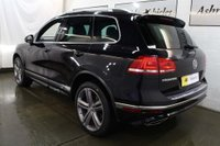 USED 2016 66 VOLKSWAGEN TOUAREG 3.0 TDI V6 BlueMotion Tech R-Line Tiptronic 4WD (s/s) 5dr AREA VIEW! ADAPTIVE CRUISE!