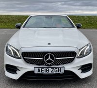 USED 2018 18 MERCEDES-BENZ E CLASS 3.0 E350d V6 AMG Line Cabriolet G-Tronic+ 4MATIC (s/s) 2dr DEPOSIT TAKEN
