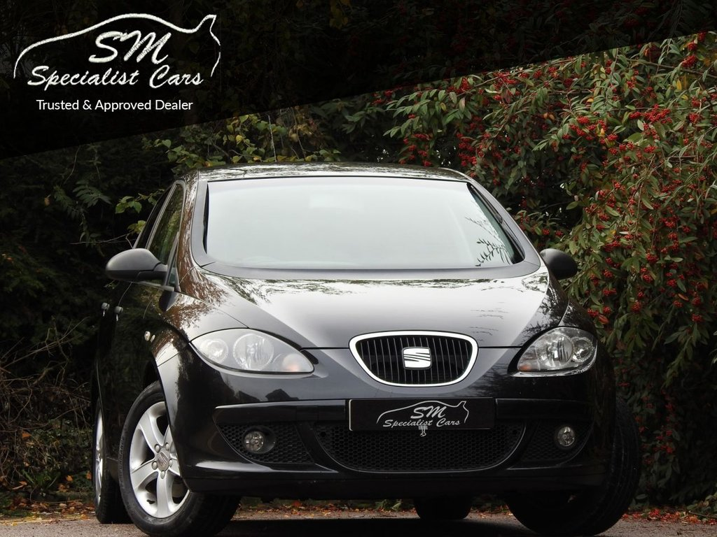 USED 2007 57 SEAT ALTEA 1.6 REFERENCE SPORT 5d 101 BHP DRIVES SUPERB P/X TO CLEAR
