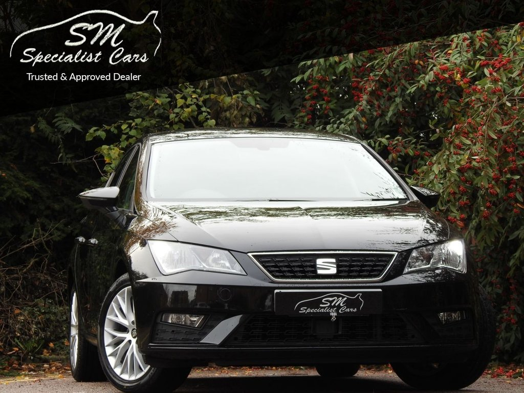 USED 2017 17 SEAT LEON 1.2 TSI SE DYNAMIC TECHNOLOGY 5d 109 BHP 1 OWNER ONLY 36K VAT Q A/C VGC