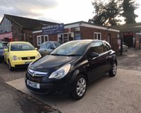 USED 2011 11 VAUXHALL CORSA 1.2 EXCLUSIV A/C 3d 83 BHP