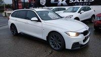 2014 BMW 3 SERIES 2.0 320D XDRIVE M SPORT TOURING 5d 181 BHP £11000.00