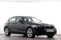 USED 2016 66 BMW 1 SERIES 2.0 118D SPORT 5d 147 BHP LOW MILEAGE 2 OWNER SPORT 1 SERIES WITH ONLY 34000 MILES AND FSH 5DOOR