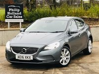 USED 2016 16 VOLVO V40 2.0 D2 INSCRIPTION 5d 118 BHP HIGH SPEC MODEL, AUTO !!