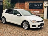 2014 VOLKSWAGEN GOLF 1.6 SE TDI BLUEMOTION TECHNOLOGY 5d 103 BHP £7995.00