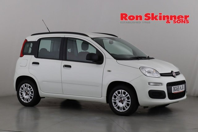 View our 2015 65 FIAT PANDA 1.2 EASY 5d 69 BHP
