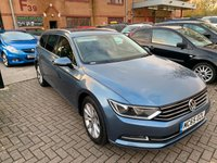 USED 2016 65 VOLKSWAGEN PASSAT 1.6 SE BUSINESS TDI BLUEMOTION TECHNOLOGY 5d 119 BHP