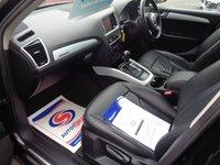 USED 2012 61 AUDI Q5 2.0 TDI QUATTRO SE 5d 170 BHP