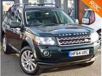 USED 2014 64 LAND ROVER FREELANDER 2.2 TD4 SE TECH 5d 150 BHP