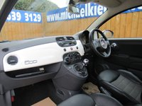 USED 2009 09 FIAT 500 1.2 SPORT 3d 69 BHP VERY CLEAN CAR THROUGHOUT