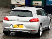 USED 2009 09 VOLKSWAGEN SCIROCCO 2.0 TSI GT DSG 3dr Xenons/HeatedSeats/Dynaudio