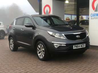 2014 KIA SPORTAGE