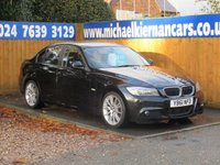 2012 BMW 3 SERIES 2.0 318I PERFORMANCE EDITION 4d 141 BHP £5695.00