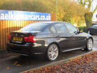 USED 2012 61 BMW 3 SERIES 2.0 318I PERFORMANCE EDITION 4d 141 BHP VERY CLEAN CAR WITH FSH X 7 STAMPS