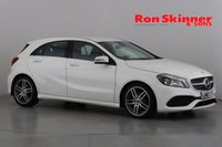 USED 2017 67 MERCEDES-BENZ A-CLASS 1.5 A 180 D AMG LINE 5d 107 BHP