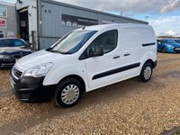 USED 2016 16 PEUGEOT PARTNER 1.6 HDI PROFESSIONAL 625 92 BHP