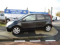 USED 2007 57 NISSAN NOTE 1.6 TEKNA 5d 109 BHP 2 Owner Car. Automatic. 4 Stamps Of Service History. New MOT & Full Service Done on purchase + 2 Years FREE Mot & Service Included After . 3 Months Russell Ham Quality Warranty . All Car's Are HPI Clear . Finance Arranged - Credit Card's Accepted . for more cars www.russellham.co.uk  Spare Key & Owners Book Pack..