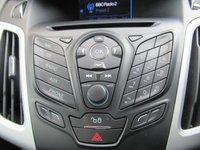 USED 2012 62 FORD FOCUS 1.6 ZETEC S TDCI 5d 113 BHP SAT NAV, FSH X 7 STAMPS.