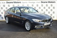 USED 2015 65 BMW 3 SERIES GRAN TURISMO 2.0 320D LUXURY GRAN TURISMO 5d 188 BHP HUGE SPEC