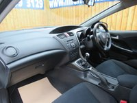 USED 2012 62 HONDA CIVIC 2.2 I-DTEC ES 5d 148 BHP BLUETOOTH, FSH X 7 STAMPS.