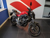 USED 2014 14 YAMAHA MT-07 689cc MT-07 ***SOUNDS AWESOME WITH ITS AKRAPOVIC EXHAUST***