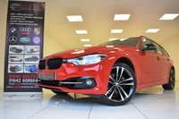 USED 2018 68 BMW 3 SERIES 318I SPORT TOURING