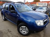 2013 DACIA DUSTER 1.5 AMBIANCE DCI 5d 107 BHP £3490.00