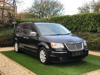USED 2009 59 CHRYSLER GRAND VOYAGER 2.8 CRD LIMITED 5d 161 BHP