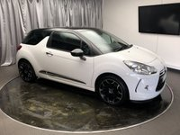 USED 2012 62 CITROEN DS3 1.6 DSTYLE PLUS 3d 120 BHP FREE UK DELIVERY, AIR CONDITIONING, AUX INPUT, CLIMATE CONTROL, CRUISE CONTROL, DAYTIME RUNNING LIGHTS, SCENTED AIR FRESHENER, STEERING WHEEL CONTROL, TRIP COMPUTER