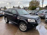 USED 2009 59 LAND ROVER FREELANDER 2.2 TD4 E XS 5d 159 BHP GREAT CONDITION DIESEL 4X4 WITH FULL SERVICE HISTORY AND LOADS OF EXTRAS