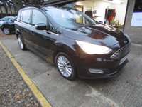 USED 2015 15 FORD GRAND C-MAX 1.5 TITANIUM TDCI 5d 118 BHP