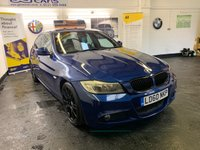USED 2010 60 BMW 3 SERIES 2.0 318D SPORT PLUS EDITION 4d 141 BHP