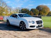 2014 BENTLEY CONTINENTAL 4.0 GT V8 S 2d 521 BHP £63000.00