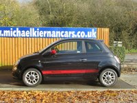 USED 2010 60 FIAT 500 1.2 S 3d 69 BHP VERY CLEAN CAR.