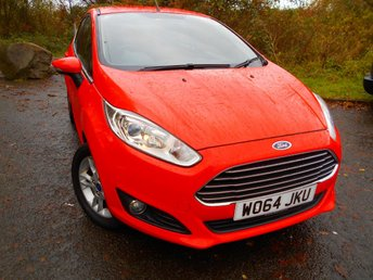 2015 FORD FIESTA 1.2 ZETEC 5d 81 BHP ** ONE PREVIOUS LOCAL OWNER, YES ONLY 36K, £30 ROAD TAX, SUPERB ECONOMICAL VEHICLE ** £6495.00