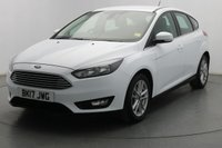 USED 2017 17 FORD FOCUS 1.0 ZETEC 5d 124 BHP £500 Finance Contribution!