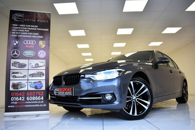 2018 68 BMW 3 SERIES 318I SPORT AUTOMATIC