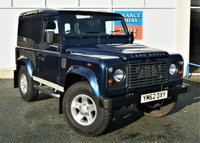 USED 2013 62 LAND ROVER DEFENDER 90 2.2 TD HARD TOP with Fantastic Low Mileage and NO VAT TO PAY SO YOU SAVE 20% INCREDIBLE LOW MILEAGE