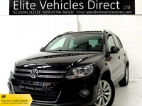 2015 VOLKSWAGEN TIGUAN 2.0 MATCH TDI BLUEMOTION TECHNOLOGY 5d 148 BHP £10691.00