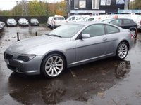 USED 2004 04 BMW 6 SERIES 4.4 645CI 2d 329 BHP BMW SERVICED * HIGH SPECIFCATION *