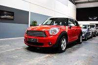 2012 MINI COUNTRYMAN 1.6 COOPER D 5d 112 BHP £6291.00
