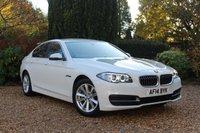 USED 2014 14 BMW 5 SERIES 2.0 520D SE 4d 181 BHP ** VERY LOW MILES **