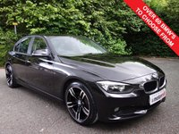 2012 BMW 3 SERIES 2.0 320D EFFICIENTDYNAMICS 4d 161 BHP £8990.00