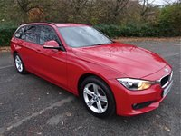 2014 BMW 3 SERIES 2.0 320D XDRIVE SE TOURING 5d 181 BHP £9990.00
