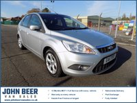 USED 2011 11 FORD FOCUS 1.6 SPORT TDCI 5d 107 BHP ***Nationwide Delivery Available***